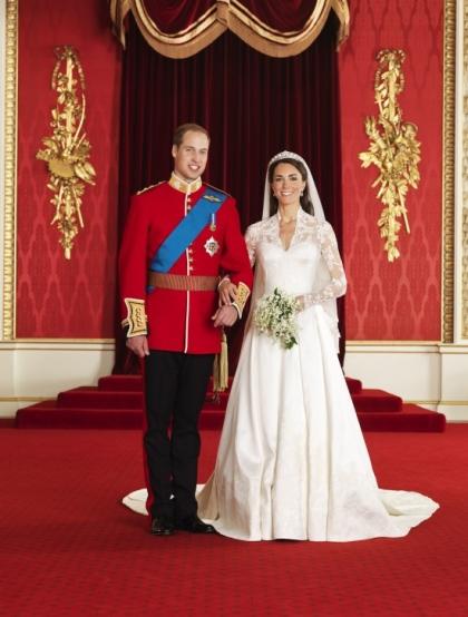 Estilista Afirma Que Vestido De Noiva De Kate Middleton é Cópia