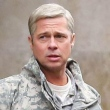 brad pitt war machine