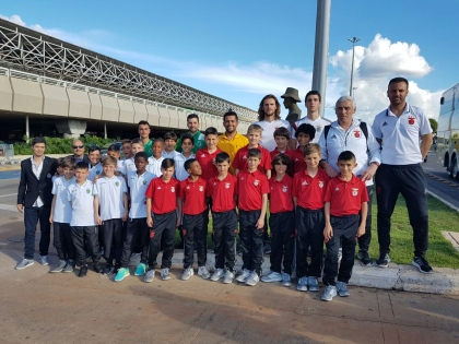 Maior torneio de futebol infantil do Brasil começa neste sábado 596308757083f