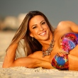 EX-BBB Michelly exibe corpão