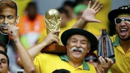 7x1  Possível  revanche  entre Brasil e Alemanha na Copa 2018 empolga  internautas e viraliza 66a726293cb18