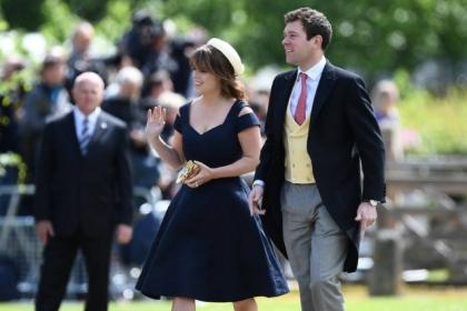 f29db579168 Família real britânica anuncia noivado da neta da rainha Elizabeth