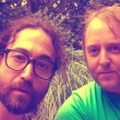 Sean Ono Lennon e James McCartney