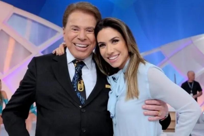 3eb6c97f53 O apresentador Silvio Santos