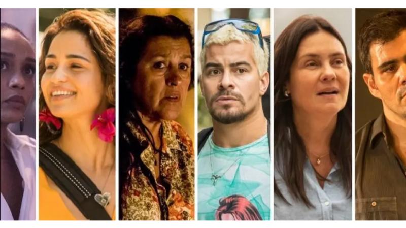 Amor De Mãe Nova Novela Das 9 Tem 1º Teaser Com Atores