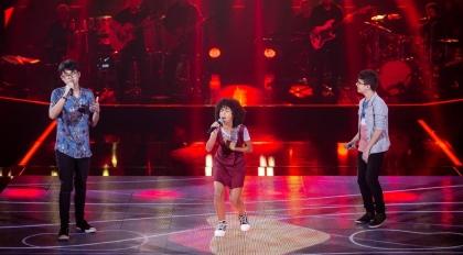 Participante Goiano Avanca No The Voice Kids Veja A Apresentacao Da Batalha