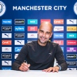 Pep Guardiola assumiu o City na temporada 2016/2017